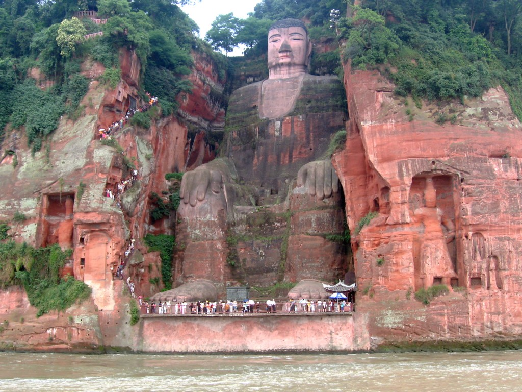 giant buddha picture