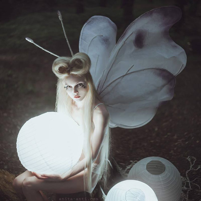 fairytale women photos by anita anti - The-Moth