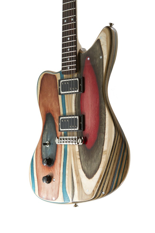 recycled-skateboards-guitars-2