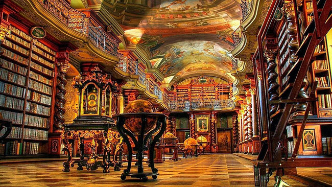 klementinum-national-library-czech-republic-7