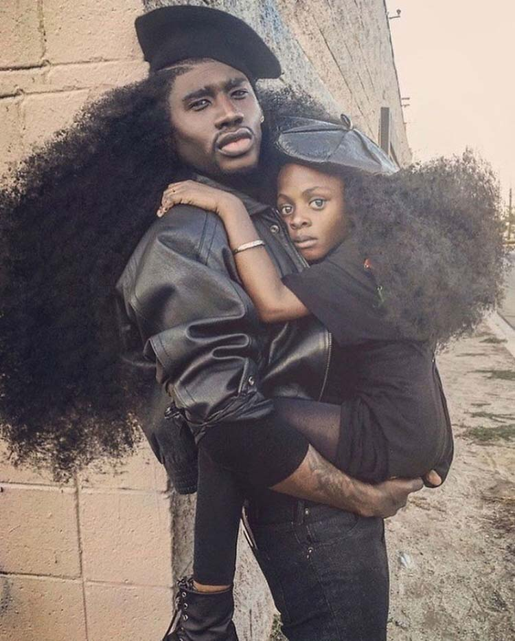 father-daughter-natural-hair-1