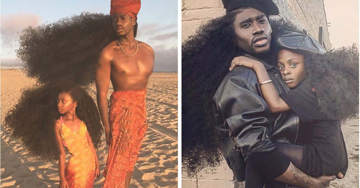 Father And Daughter Duo Conquers The Internet With Their