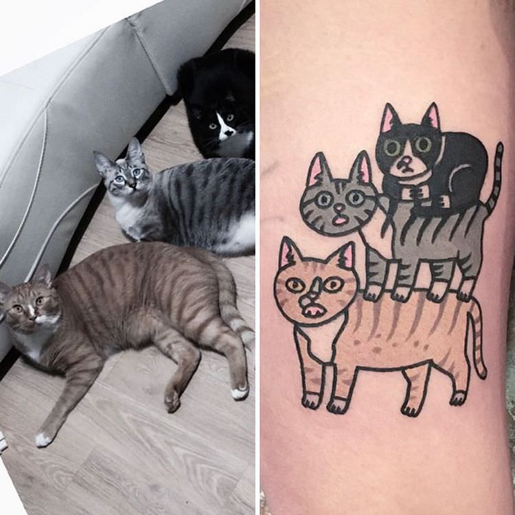 adorable tattoos